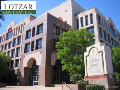 Lotzar Law Firm moves to the Scottsdale Fashion Square offices