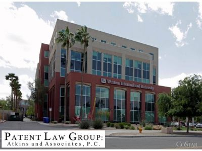 Patent Law Group Relocates!