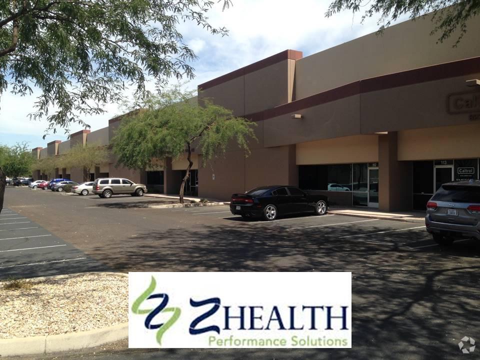 Z Health post