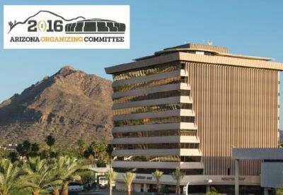 2016 College Football National Championship Game – The 2016 Arizona Organizing Committee Finds Their HQ in Scottsdale