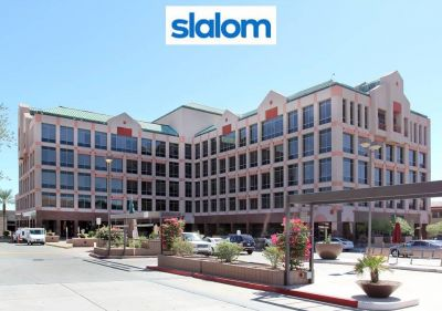 Congratulations to Slalom Consulting on Their New Space in the Scottsdale Fashion Square Office Building