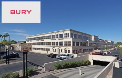 Bury Engineering Moves to The Scottsdale Forum