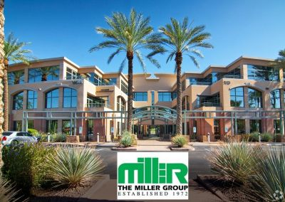 The Miller Group Stays at 7025 N. Scottsdale Road