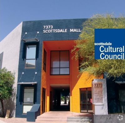 Scottsdale Cultural Council Renews Their Lease at 7373 E. Scottsdale Mall
