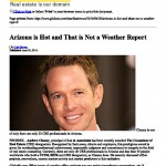 Arizona is Hot and That is Not a Weather Report _Cheney_Page_1