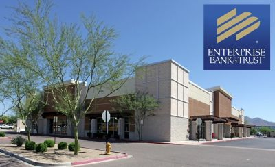 Enterprise Bank Finds Newest Location in Scottsdale