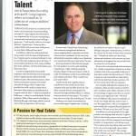 InBusiness - Sept 2014- Coppola Focus on Developing Talent