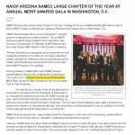NAIOP Arizona Chapter of the Year - 2.11.16
