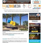 Plaza Companies selected to build Peoria Innovation Campus _ AZ Big Media_Page_1