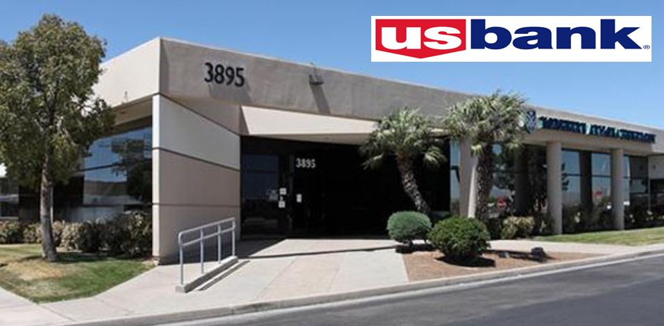 Our 5th deal in 2 years with this outstanding client.Congratulations to U.S. Bank for their new lease at 3895 N. Business Center Drive.